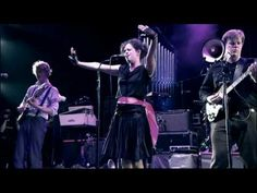 Arcade Fire doing Poupée de Cire, Poupée de Son, written by Serge Gainsbourg and performed by France Gall. I SOOOO wish I could have been there and seen this live. Thank goodness for YouTube!