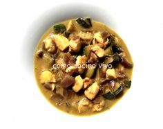pollo-con-calabacin-tailandes
