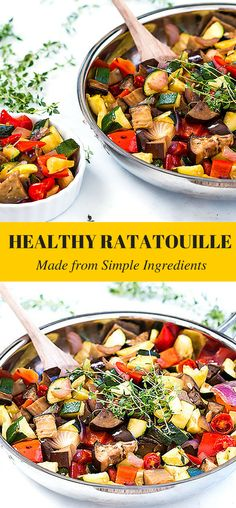 Ratatouille Recipe Inspired by my Unforgettable Trip to FranceFrance is famous the world over for many things, first and foremost their unrivaled cuisine