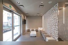 Clinica Etica - Roma (RM) / Designed and realized by AFA Arredamenti Dental, Skin Clinic, Conference Room, Reception, Studio, Interior, Furniture, Home Decor, Decoration Home