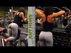 KATY HEARN - Personal Trainer & Fitness Model: Workout for Building Muscle & Burning Fat @ USA