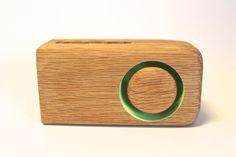Iphone speaker orange by JohnAntonSjostrom on Etsy