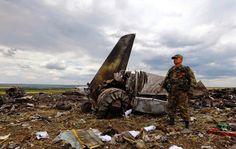 Akte Astrosuppe - glasklar!: Wie prognostiziert!: Flugzeugabschuss in der Ukraine - Poroschenko droht mit Vergeltung (spon)