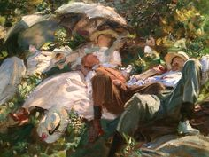 Sargent at The Met