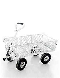 Bollerwagen Kinder oder schweres Picknick Gepäck können mühelos transportiert werden (der Wagen wird zerlegt geliefert).