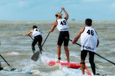 Epreuve de Stand-up Paddle lors du #FortBoyard Challenge, #Sport #Nautisme #RochefortOcean Charente Maritime Poitou Charentes