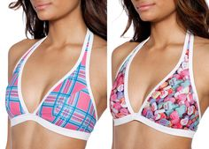 Candy Hearts Vs Tartan Barbie Inside Out Halter Top (WW ONLY $70AUD) by Black Milk Clothing
