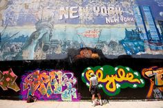 9 Game-Changing Moments in the History of Street Art New York Street Art, Brain Teaser Games, 9 Game, Fun Facts, In This Moment, History, Interesting Facts, Riddle Games, Funny Facts