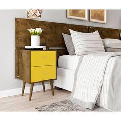 4d46412fb 9 melhores imagens de Criado mudo retro | Colorful furniture ...