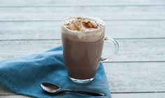 Heisse Schoggi - Rezepte - Schweizer Milch Latte, Tableware, Hot, Milk, Schokolade, Swiss Guard, Simple, Koken, Dinnerware