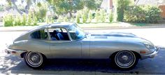 1969 Jaguar E-Type 4.2 FHC Series II (mine!)