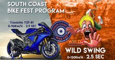 If you are looking to experience a real speed rush, make sure you visit us while enjoying this year's epic South Coast Bike Fest. Margate Beach, Famous Musicians, Yamaha Yzf R1, Suzuki Gsx, Kawasaki Ninja, Previous Year, Ducati, Special Events, Trip Advisor