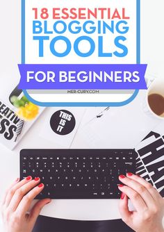 Blogging Tools | You could just start your blogging career by starting a blog and typing away. But blogging tools will help you make better use of your time by creating better content, making things look more appealing, helping readers understand what you
