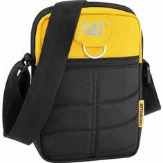 Bolsos y maletines | Matra Store Tote Bags, Crossbody Bags For Travel, Travel Bags, Caterpillar Equipment, Diy Fashion, Mens Fashion, Red Cloud, Fabric Bags, Black Cross Body Bag