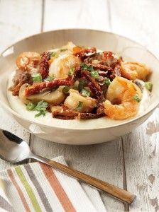 Company's Coming Shrimp and Grits from Junior League of Raleigh via ...