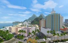 Sao Paten - The Sims 3 Catalog Sims 3 Worlds, Building Layout, Natural Scenery, Sims 4 Custom Content, Sims Cc, San Francisco Skyline, Countryside, Rio, Catalog