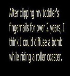 Yes and with an ASD child I think I would be able to be a James Bond companion quite nicely lol