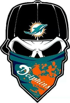 Dolphins.... Miami coming hard, lol !!