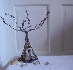 Kamenný strom II. šperkovnice
