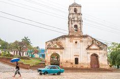 Iglesia de Santa Ana, Trinidad