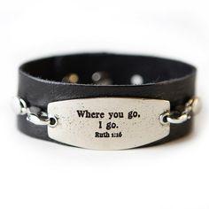 Metal Stamped Bracelet, Engraved Bracelet, Stamped Jewelry, Metal Bracelets, Silver Bracelets, Engraved Leather Bracelets, Bracelet Quotes, Name Bracelet, Metal Engraving