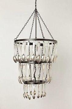 cuttlery lamp