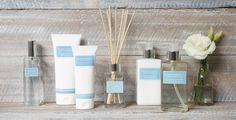 The Aromatherapy Company has the most divine products.... Mmmmmm.....smells so good!