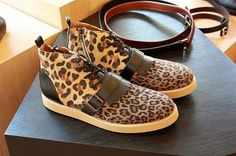 Phillip Lim footwear for male...hot hot! Caution: must have personality and funk to wear these.