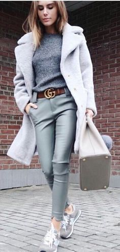 Winter outfits you must have / 29 fall outfits модные стил Fashion Mode, Look Fashion, Winter Fashion, Womens Fashion, Fashion Trends, Fashion Ideas, Fashion Styles, Petite Fashion, Elegance Fashion