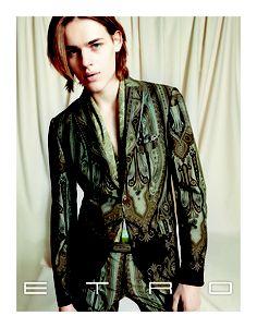 ETRO Men Spring Collection 2013
