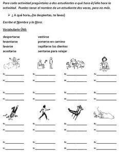 117 best espa241ol 8 images on pinterest spanish class
