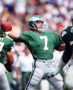 Ron Jaworski, Philadelphia Eagles  Find Out How To Win More Sports Bets. Get Your FREE Daily Sports Picks At http://WorldBetInfo.com