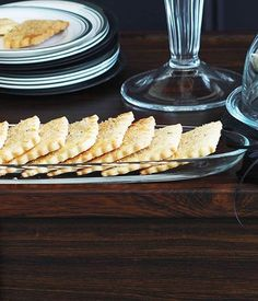 Vanilla Sables recipe :: Gourmet Traveller Magazine Mobile