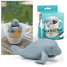How awesome is this? A manaTEA tea infuser! MUST HAVE!!!