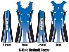 Why choose Game Clothing for your custom Netball Dresses? Netball Skirt, Netball Dresses, R Panel, Panel Dress, Team Names, Badminton, Dress Backs, Line, Designer Dresses