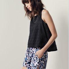 JOI DE VIVRE FLORAL SHORTS – Boutique Online Fashion Clothing Store | Marshmellow