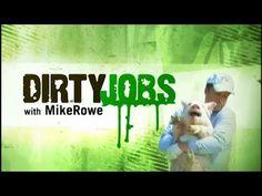 Dirty Jobs | Episode 1, Bat Cave Scavenger - YouTube