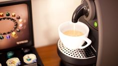 nespresso, I am so hooked on this, a must for every coffee drinker. This has cut my Starbucks bill in half!!!