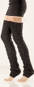 So cozy Crochet Leg Warmers and only $18.00