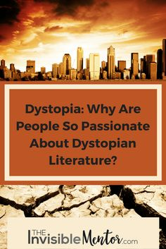 There are many dystopian novels like The Hunger Games, The Giver, and Fahrenheit 451, but what does dystopian mean? Is utopia better than dystopia? Most of the dystopian novels are set in a future time, do you think we are at risk? Click to read my article, Dystopia: Why Are People So Passionate About Dystopian Literature? Are we at risk?