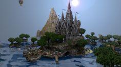 DaviID197´s Castle Terosa Minecraft Project