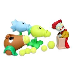 New Arrival Plants vs Zombies Shooting Soft Rubber Toy Group A 2011 Plants Vs Zombies, Wooden Toys, Action Figures, Plush, Group, Stuff To Buy, Wood Toys, Sweatshirt