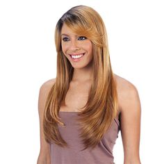 Freetress Equal Synthetic Deep Diagonal Part Lace Wig Apple Blossom
