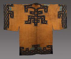 San Francisco Tribal :: Joe Loux :: Ainu Robe, Japan