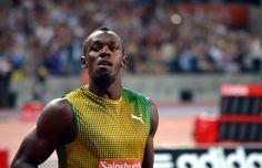 Usain Bolt é atropelado por um cinegrafista de segway