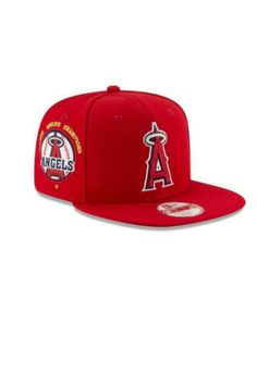 bccef91409d Los Angeles Angels Anaheim New Era Tribute Turns 9fifty Snapback Snapback