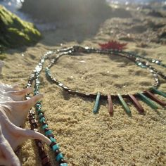 Long multilayer necklace #bohemian #medusa #bohonecklace #gypsysoul #handmadejewelry #gypsyjewelry #gypsylife #statementjewelry #boholife #bohochic #beachjewelry #greece #greekislands #gypsy #nature #bohemianstyle #freespirit #mermaid #handmadewithlove #gift #ethnic #seashell #summeriscoming #summertime #etsy #hippiestyle