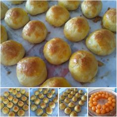 Baking's Corner: pineapple tarts that can MELT IN YR MOUTH - by Eileen Heng