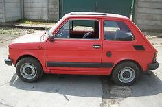 Fiat 126   - http://www.classiccarsunder1000.com/archives/50007