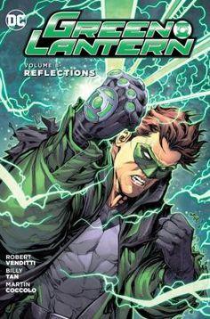 Green Lantern: Reflections Volume 8
